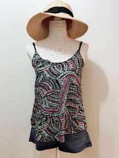B088: Spagetti blouse
