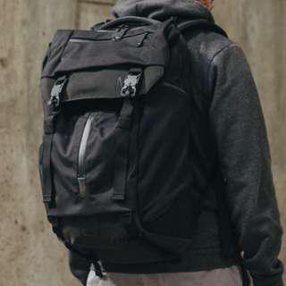 BNWT Boundary Prima System: The Ultimate Modular Pack Obsidian Black