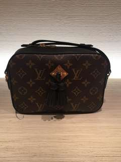 全新Louis Vuitton Saintonge Bag