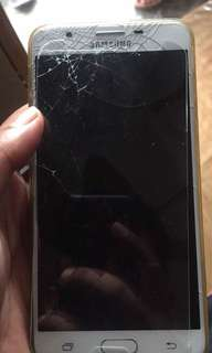 Repair glass iphone. Outer screen