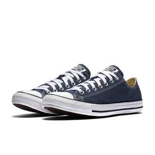 converse 深藍 基本鞋款