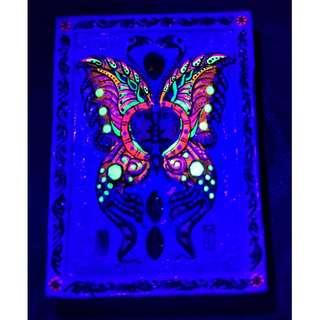Kruba butterfly