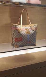 全新Louis Vuitton Neverfull MM