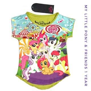 Baju Pony 1 thn