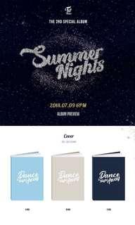 Summer Nights (TWICE)