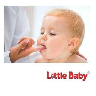 Sikat Lidah Bayi - Little Baby - Original