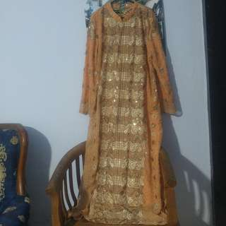 Gamis sari india