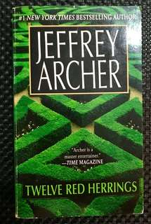 Twelve Red Herrings by Jeffery Archer
