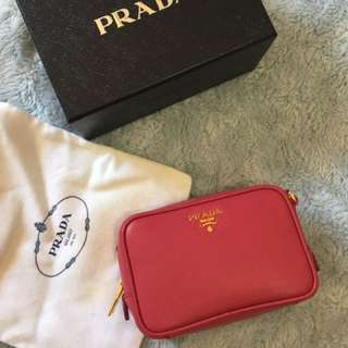 Prada mini bag crossbody