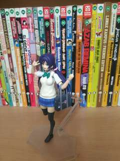 Love Live action figure by Figma (Tojo Nozomi) for sale...