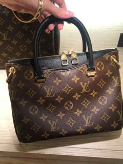 全新Louis Vuitton Pallas BB