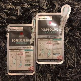 PORE SCALING MASK