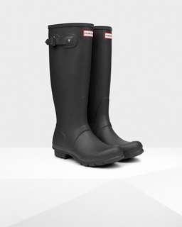 英國🇬🇧hunter赫特威靈頓雨靴經典款