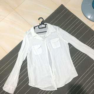 Cotton On White Top #winsb