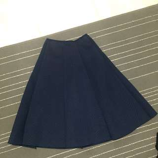 Organza Style Knee-Length Skirt #winsb