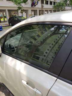 toyota chr magnetic sunshade for sale!!!