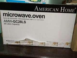 Mictowave oven