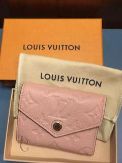 全新Louis Vuitton Zoe wallet