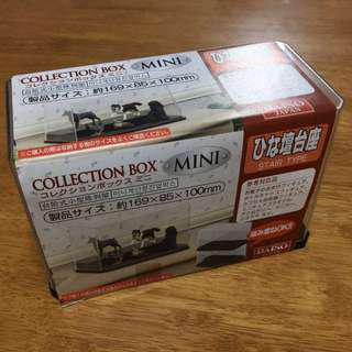 (‼️GSS SALES‼️) NEW 6 X DAISO Acrylic Collection Box (16.9x8.5x10) - For LEGO Minifigures Display