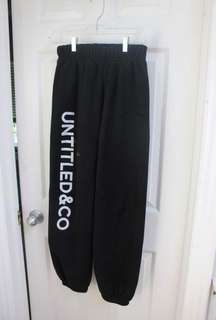 Lazypants x Untitled&Co