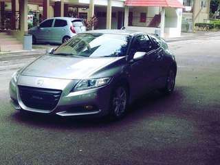 Honda CRZ Manual
