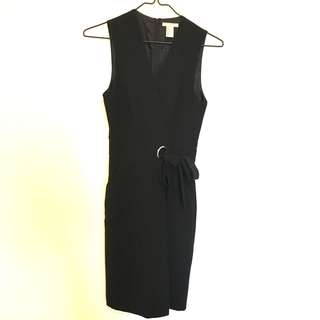 H&M black dress (size 2)