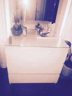 3- Drawer Dresser