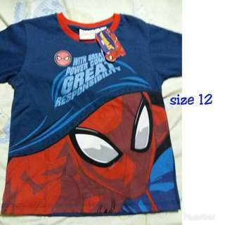 Branded Character Shirt for Kids