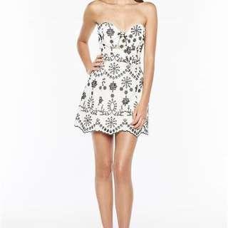 Bardot Lyndi Broderie Dress
