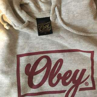 Authentic OBEY sweater (size medium)