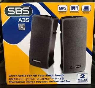 Creative SBS A35 2.0