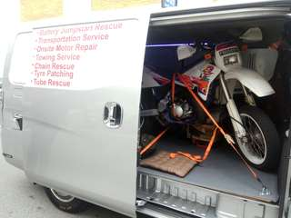 Islandwide Towing / wr200 / onsite bike rescue / Mobile Mechanic