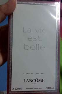La vie eat belle by lancome