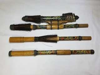 Ancient blow-dart (dayak)