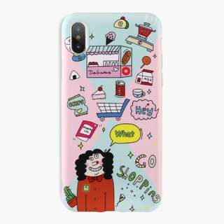 CUTE and COOL Cellphone case Apple Samsung Vivo Oppo