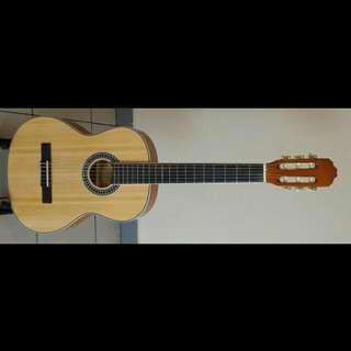 LanNikaa Classical Guitar C150 Full Size 4/4
