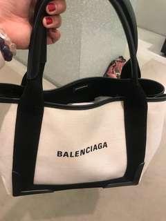 (6月21-26 倫敦代購) Balenciaga 布袋款 有細 中 大「6月26晚上11:59pm截單」