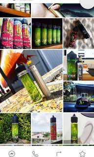 Looking for E liquid supplier..