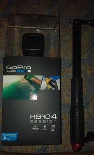 Go Pro Hero 4 Session
