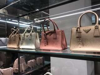 (6月21-26 倫敦代購) Prada 手挽袋 「6月26晚上11:59pm截單」