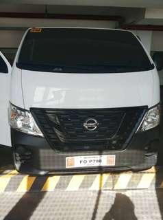 Nissan NV350 Urvan 2.5L