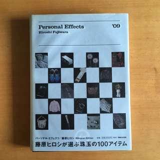 Hiroshi Fujiwara 藤原浩 Personal Effects 個人珍藏選集