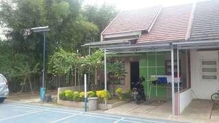Dijual! Rumah Cluster Cantik dekat GDC Depok, Lingkungan Asri - dekat fasilitas umum