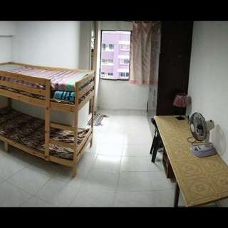 HDB Master Room for rent @  Jurong West St 91