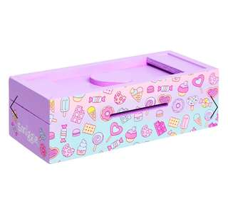 Smiggle secret puzzle box Rm39 NEW