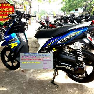 Yamaha X Ride 2017 Dp 500 Rb