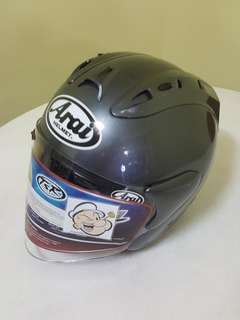 2606*** TSR Helmet CONVERT ARAI  Helmet For Sale 😁😁Thanks To All My Buyer Support 🐇🐇 Yamaha, Honda, Suzuki