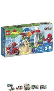 Lego Duplo 10876 Spider-Man and Hulk Adventures
