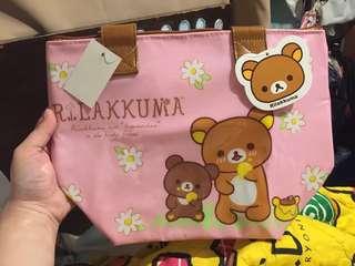 鬆弛熊保溫袋