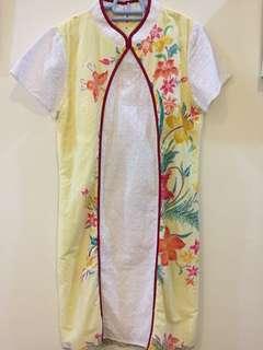 Nona rara cheongsam dress